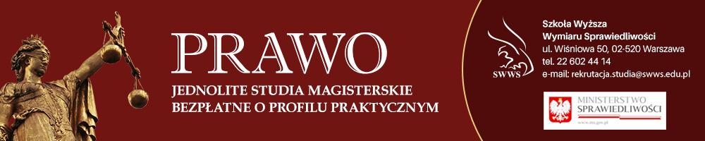 Studia prawo - swws
